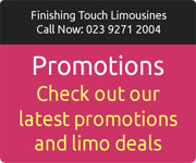 Finishing Touch Limousines Ad