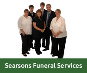 Searsons Family Funeral Services Ad