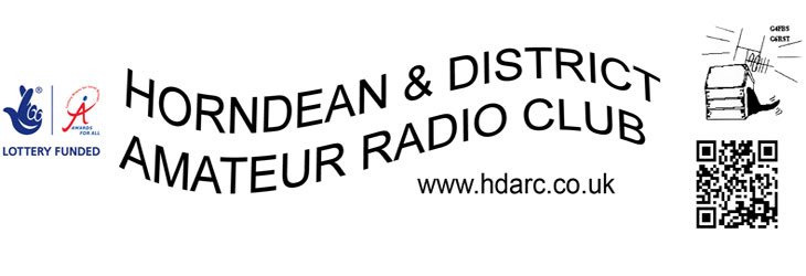 HDARC - Horndean and District Amateur Radio Club at Deverell Hall