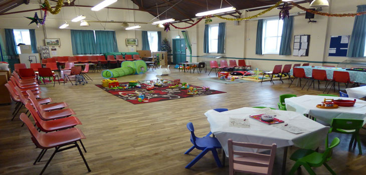 Parent Toddler Group Little Lambs