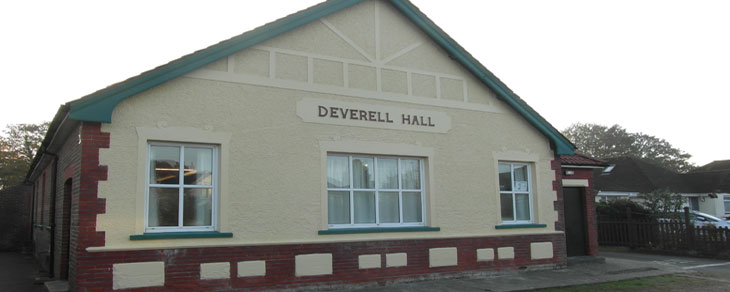 Deverell Hall in Purbrook Waterlooville