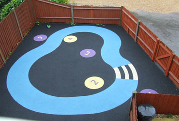Preschool Outside Play Area