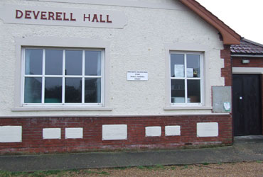 Deverell Hall Front View