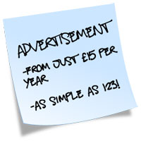 Advertise on this website