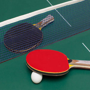 Table Tennis Meet at Deverell Hall